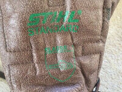 Sthil Chainsaw Boots • 50£