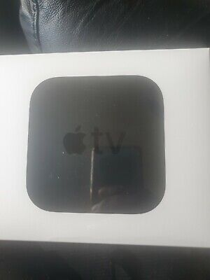 AU358.34 • Buy Apple TV (5th Generation) 4K 64GB HD Media Streamer - A1842
