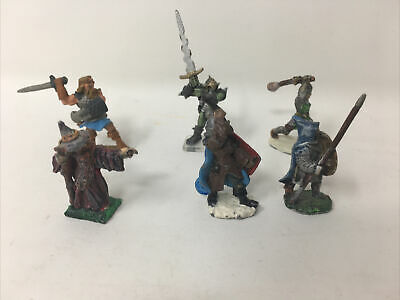 AU5.49 • Buy LOT Of 6 Ral Partha/TSR & Others Metal Mini Dungeons Dragons AD&D Figures 1979
