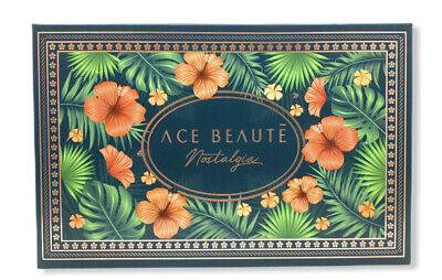 AU35.70 • Buy ACE BEAUTE NOSTALGIA EYESHADOW PALETTE 24g/.84oz New In Box