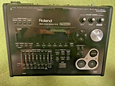 AU1689.47 • Buy Roland TD-30 V-Drums Sound Module Excellent++ Condition Used From Japan #462C