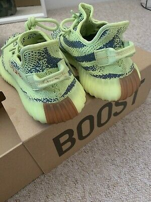 $ CDN149.95 • Buy Adidas Yeezy Boost 350 V2 Semi Frozen Yellow
