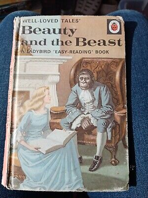 Ladybird Book,Beauty And The Beast,Well Loved Tales,Series 606D • 10.50£