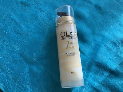 AU5.42 • Buy Olay Total Effects 7 In One Moisturiser 40 Ml