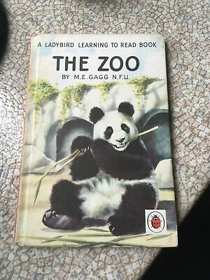 Ladybird Book,The Zoo,Early Learning,Series 563,  • 3£