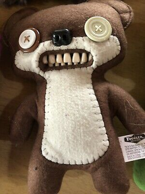 $ CDN19.03 • Buy Fuggler Nightmare Bear Brown Ugly Monster Doll Rare Chase