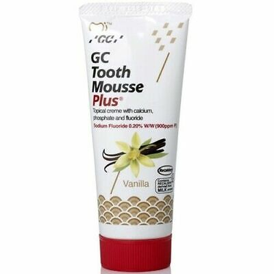 AU25.93 • Buy GC Tooth Mousse Plus Topical Tooth Whitening Cream Global Version Of MI Paste