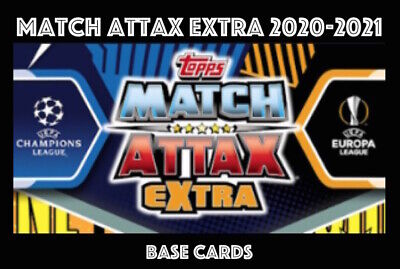 £1.25 • Buy Topps Champions League Match Attax Extra 2020/21 20/21