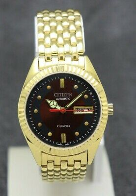 $ CDN25.31 • Buy Citizen Automatic Japan Movement No. 8200 Men's Watch.