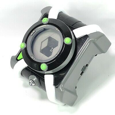 Ben 10 Deluxe Omnitrix Watch Lights Sounds Wrist Toy Talking Playmates  2017 • 18.07£
