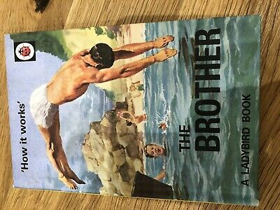 Ladybird Books For Grown Ups The Brother • 1.90£
