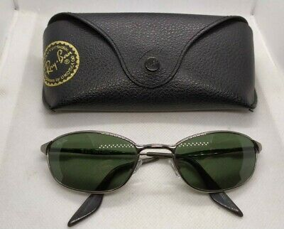 AU36.12 • Buy Authentic Ray-Ban Mens Vintage Sunglasses Silver  W2962