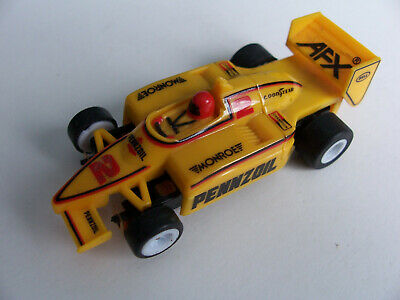 Tomy Pennzoil F1 Car, Broken Wing For Tomy, Tyco, And Micro Scalextric • 10£