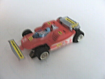 Aurora AFX Ferrari T4 F1, For Tomy, Tyco, And Micro Scalextric • 18£