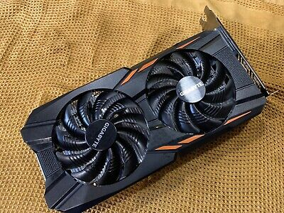 $ CDN54.68 • Buy Gigabyte Nvidia GTX 1050 WF2 GDDR5 OC 2GB PCI-E, Black