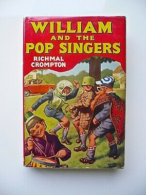 William And The Pop Singer, Richmal Crompton , Henry Ford 1965 1st Edition, • 35£