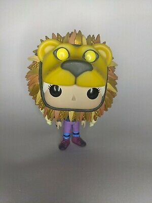 Funko Pop Harry Potter - #47 Luna Lovegood Lion Head Quidditch Mascot • 8.99£