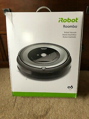IRobot Roomba E6 Wi-Fi Connected Robot Vacuum Brand New 6134 • 171.66£