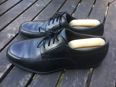 Men's Waterproof Formal  Shoes Size 10 By Rockport • 16.95£