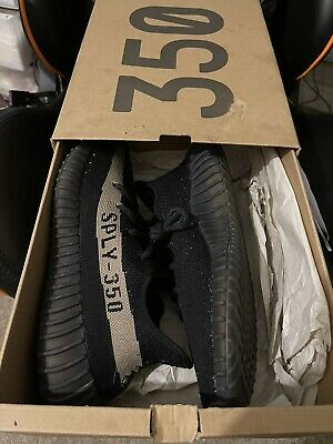 $ CDN81.15 • Buy Yeezy Boost 350 V2 Olive Green UK7.5 *genuine* Hype Beast Kanye Adidas