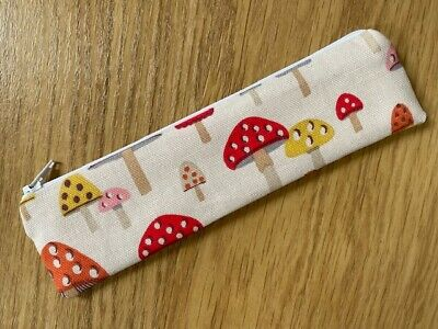 £3.85 • Buy Skinny Pencil Case (e) Made Using Cath Kidston Fabric By Dawn