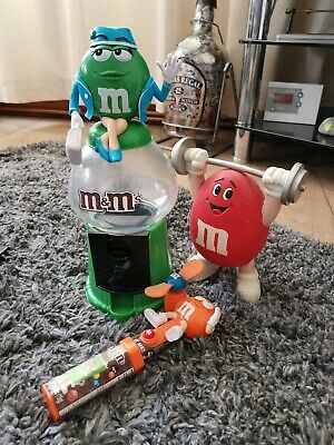 M & M Sweet Dispenser Merchandise Job Lot 1 • 12.50£