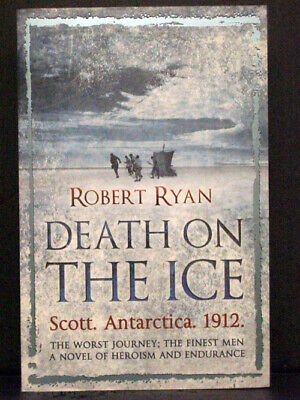 £4.99 • Buy Death On The Ice  By Rob Ryan  Paperback