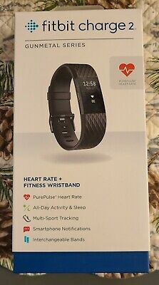 $ CDN37.97 • Buy Fitbit Charge 2 Activity Tracker, Large - Black