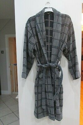 Mens Rocha John Rocha Dressing Gown Size Medium Good Condition  • 2.99£