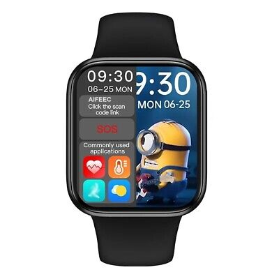 AU78.42 • Buy Smart Watch For IOS Android Iphone Apple Samsung LG Smartwatch Men Kids Watches