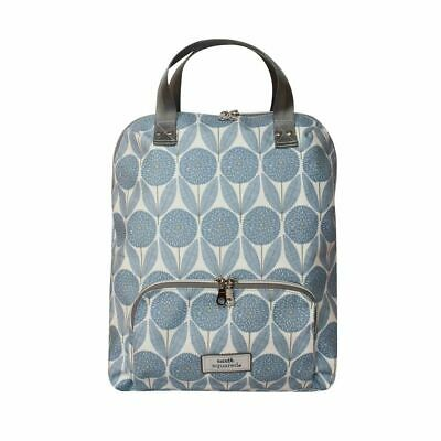Earth Squared  - Oil Cloth Backpack Rucksack -  Choice Of Prints  • 39.99£
