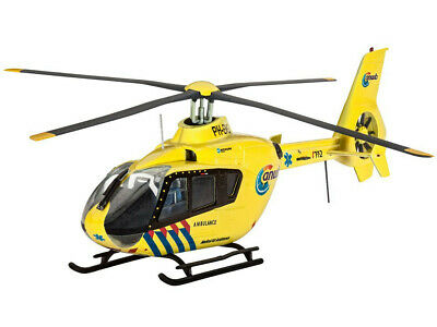 REVELL - 1/72 Airbus Helicopters EC135 Nederlandse Trauma Helicopter (Helicopter • 18.20£