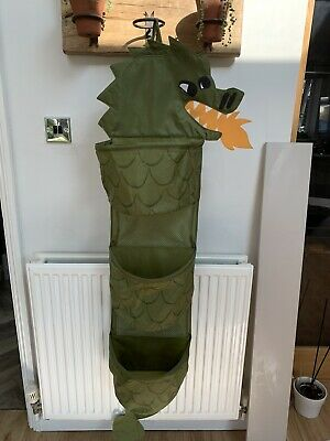 Childrens Hanging Storage - Dragon Themed  • 0.99£