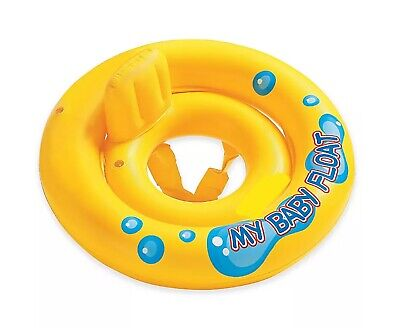 £6.95 • Buy Baby Float Swimming Seat Inflatable Float Seat Support Kid Pool Swim Aid Ring