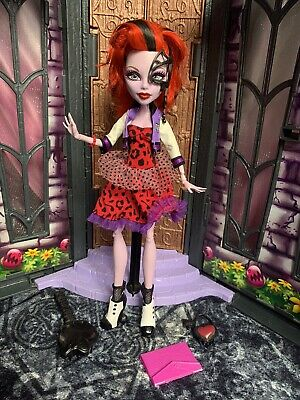 Monster High Operetta Doll ❤️ Picture Day • 12£