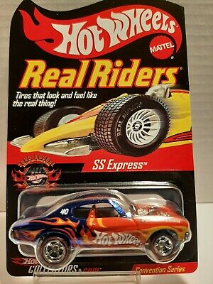 $ CDN45.67 • Buy Hot Wheels RLC Real Riders SS Express. 22nd Annual Collectors Convention,Redline