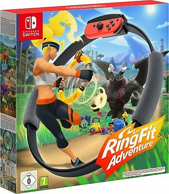 $ CDN50 • Buy Ring Fit Adventure - Standard Edition (Nintendo Switch, 2019) - Game Only