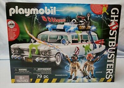 Ghostbusters - Ecto-1 - Playmobil NEW  Free Shipping! • 56.43£
