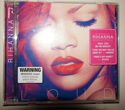 AU6.95 • Buy Rihanna - Loud CD (2010) *LIKE NEW*