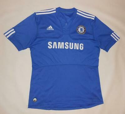 HOME SHIRT ADIDAS CHELSEA LONDON 2009-10 (L) Jersey Trikot Maillot Maglia 2 • 9.99£