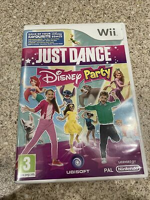 Just Dance Disney Party Wii • 14£