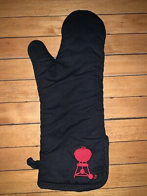 $ CDN7.60 • Buy Weber Grill Mitt. EMBROIDERED GRILL. Nice Quality