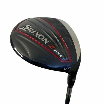 $ CDN113.62 • Buy SRIXON Z-F85 3 Fairway Wood 15* Project X Hzrdus 6.0 Stiff Shaft Right Hand