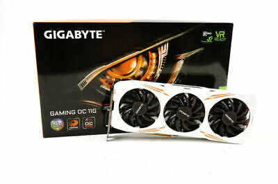 $ CDN670 • Buy GIGABYTE NVIDIA GeForce GTX 1080 Ti 11GB GDDR5X Graphics Card (GV-N108TGAMING...