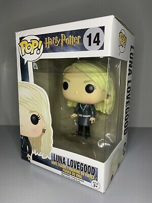 Luna Lovegood Harry Potter Funko Pop Vinyl • 4.20£