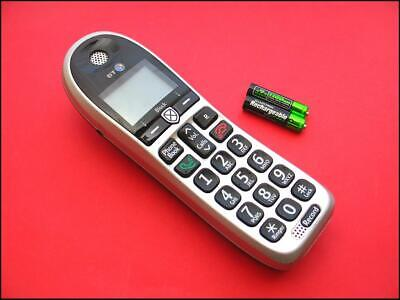 £13.98 • Buy BT Aura 1500 ** ADDITIONAL HANDSET ONLY ** For Cordless Phone - NEW BATTERIES!!