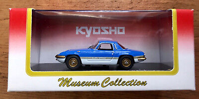 $ CDN25.97 • Buy  Lotus Elan S4 Sprint Coupe NEW KYOSHO 1/43 Model - Blue BOXED Museum Collection