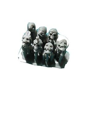 Armies Of The Sand : Heads Kit-bash Tomb Royalty Proxy 3D Resin Printed • 12£