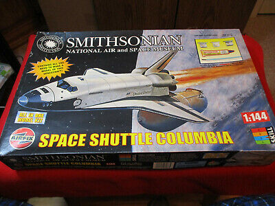 Airfix Smithsonian Air And Space Museum Space Shuttle Columbia 1:144 Model Kit • 21.33£
