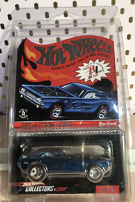 $ CDN13.32 • Buy Hot Wheels RLC  2007 SELECTIONs SERIES - Bye-Focal  Blue With Flames.